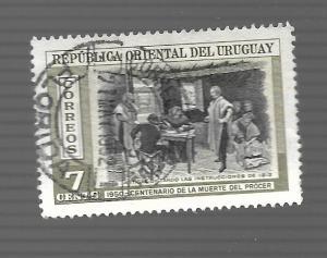 Uruguay 1952 - U - Scott #591