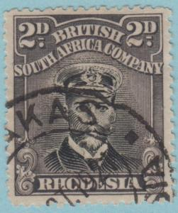 RHODESIA 122a  USED - NO FAULTS VERY FINE!