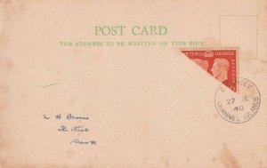 1940, German Occupied Guernsey Island, Philatelic Card (C4122)