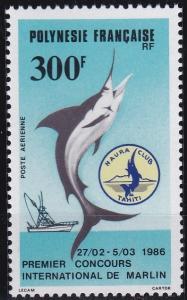 French Polynesia C217 MNH (1986)