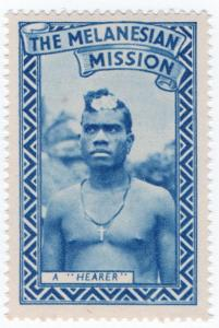 (I.B) Cinderella Collection : The Melanesian Mission (Hearer)