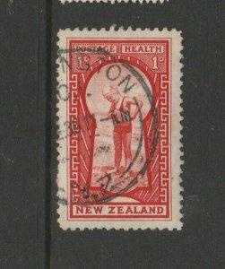 New Zealand 1935 Health Used SG 576