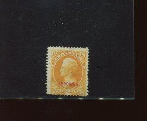 Scott O83Sa Official SEPCIMEN Printing ERROR Specimen Stamp (Stock O2S-Sa1)