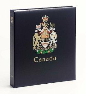 DAVO 2331 CANADA HINGELESS ALBUM PART I  1851-1969 w/SLIPCASE