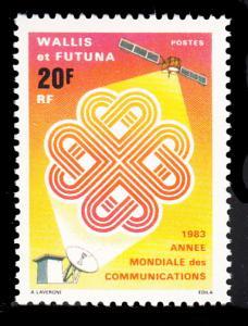 Wallis & Futuna Islands 302 MNH