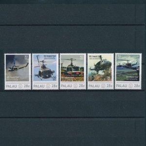 [106650] Palau  Vietnam war helicopters aviation  MNH