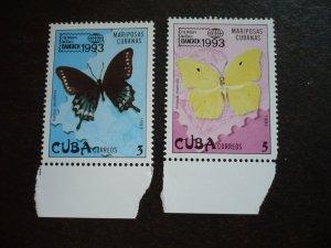 Stamps - Cuba - Scott# 3521-3526 - MNH Set of 6 stamps