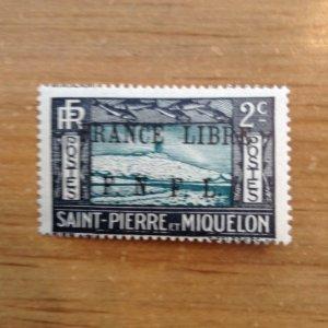St Pierre & Miquelon Sc 207
