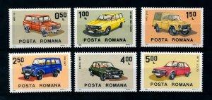 [101380] Romania 1983 Classic cars Aro acia Oltcit club  MNH