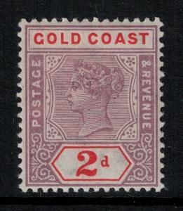 Gold Coast 1909 SC 28 LH CV $60
