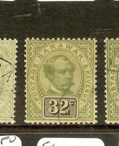 SARAWAK (P0401B) 32C  SG19   VFU