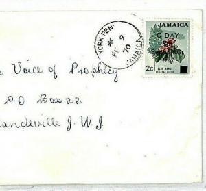 Jamaica Superb *YORK PEN* CDS 1970 C-DAY Cover RADIO {samwells-covers} CS111