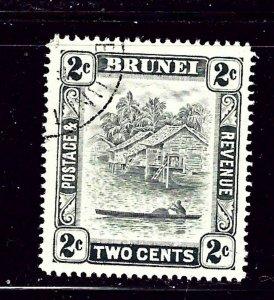 Brunei 63 Used 1949 issue