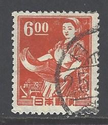 Japan Sc # 429 used (RS)