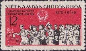 Vietnam 1966 MNH Stamps Scott 405 General Elections