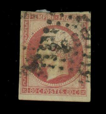 France #20 Used F-VF Cat$47.50