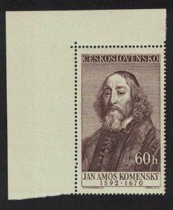 Czechoslovakia 300th Anniversary of Publication of Komensky's 'Opera Didactica