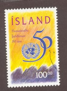 Iceland  813   Used