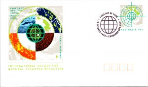 Australia, Worldwide First Day Cover, Postal Stationary