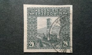 Bosnia #44b used e208 10737