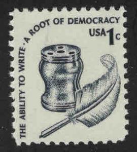USA Scott 1581 Mint No Gum stamp