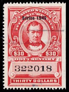 U.S. REV. DATED REDS R530  Used (ID # 87595)