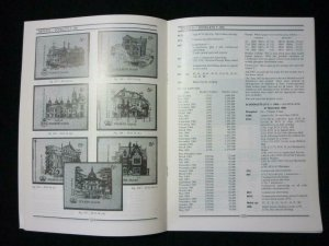 BRITISH STAMP BOOKLETS PART 6 SERIES 8 & SERIES 9 by ALEXANDER & NEWBERY