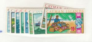 CAYMAN ISLANDS #s210-224 x 2 SETS,227-241 x 3 SETS,265-276 ALL MINT C WHAT U GET