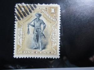 North Borneo #79 used