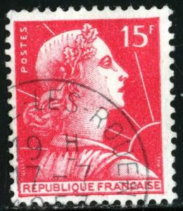 FRANCE #753, USED - 1955 - FRAN023