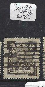 HONDURAS (P2606B) SC102    VFU