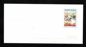 2007- Tunisia- Postal stationary- Saharan Tourism- Camel