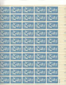 US 1123 - 4¢ British Capture of Fort Duquesne Unused