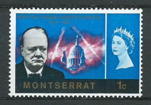 Montserrat SG 179 Mint Light Hinge
