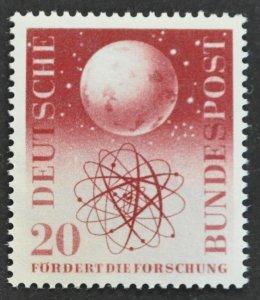 DYNAMITE Stamps: Germany Scott #731 – MNH
