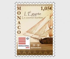 H01 Monaco 2019 Monacophil 2019 MNH Postfrisch