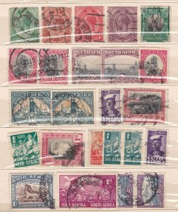 SOUTH AFRICA^^^^^^^Older  used collection     $$@ dc679saa