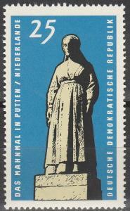 DDR #795   MNH   (S9474)