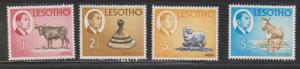 LESOTHO Scott # 26, 28-30 MNH - Products