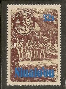 Tonga Niuafo'ou  Scott 52   Preparing Kava   MNH