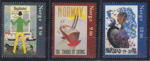 Norway 1374-1376 MNH (2003)