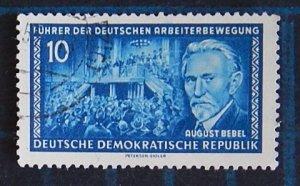 DDR, Germany, (2545-Т)