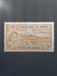 Falkland Islands 126 VF MVLH. Scott $ 10.50