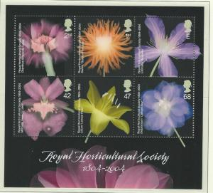 Great Britain   MNH  SC 2214a