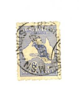 Australia Scott 8 VF    [ID#433104]