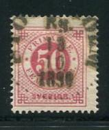 Sweden #48 Used (Box2)