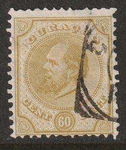 Netherlands Antilles 1881 Sc 11 used