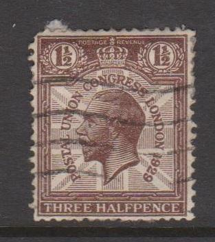 Great Britain Sc#207 Used