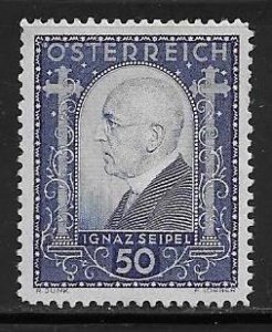 Austria B99 mnh 2018 SCV $27.50 -        - 13134