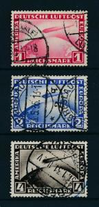[98409] Germany Reich 1928-1931 Graf Zeppelin  VF USED